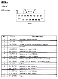 2012 ford escape radio wiring diagram 2012 wiring diagrams