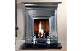 barcelona cast iron fireplace