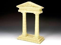 Greek Pedestal Greek Entrance