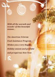 thanksgiving assistance american veteran newspaper what u0027s new