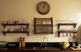 kitchen wall storage ideas small kitchen decorative wire metal baskets for wall