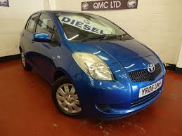 used toyota yaris t3 1 4 cars for sale motors co uk