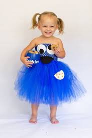 The Joy Of Fashion Halloween Cute Homemade Cookie Monster Costume by Homemade Cookie Monster Costume Click Through For Tutorial