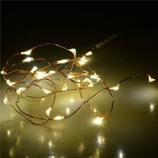 led fairy string lights 5m 50led copper wire led string lights wedding fairy lights led
