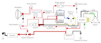 bare bones wiring diagram