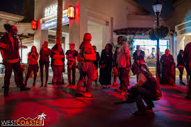 universal studios halloween horror nights 2016 hollywood universal studios hollywood halloween horror nights 2016 scare