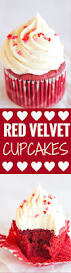 red velvet cupcakes recipe with cream cheese frosting