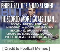 Fernando Torres Meme - fernando torres striker rooney aguerohuntelaar mandzukic walcott