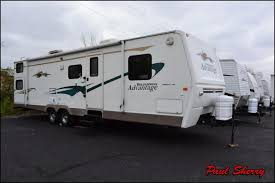 Fleetwood Wilderness Travel Trailer Floor Plans 2005 Fleetwood Wilderness Adv 320dbhs Travel Trailer Piqua Oh