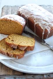 Libbys Pumpkin Muffins Cake Mix by Pumpkin Banana Bread With Orange Glaze A Bountiful Kitchen