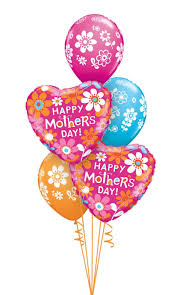 balloons on the run party decorations r u0027 us mothers dayfoil balloons