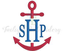 anchor design etsy