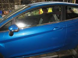 used ford fiesta door 2 door left color code pn4cz0 1806118