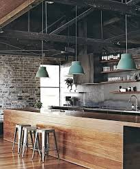 Industrial Style Kitchen Designs 8 Rooms Showcasing Industrial Style Design Loft Spaces