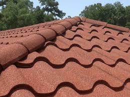 Metal Tile Roof Metal Roofing Portfolio Schulte Roofing