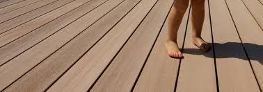 wood vs wood alternative deck material