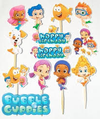 Bubble Guppies Party Supplies Ebay