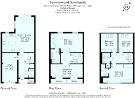 heathrow terminal 5 floor plan 4 bed terraced house for sale in summerwood sunningdale ascot