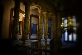 haunting the manor harlaxton manor archives