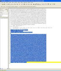 technical interface description pdf