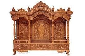 wood carving temple lakdi ke mandir smart tech solution