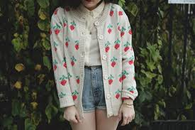 strawberry sweater strawberry sweater noelle s favorite things