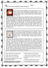 13 best reading comprehension images on pinterest printable
