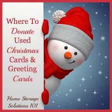 where to donate used christmas cards u0026 greeting cards