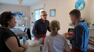 cours de cuisine en famille cours de cuisine en famille la table de séb cuisinier sur mesure