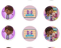doc mcstuffins edible image doc mcstuffins bday etsy