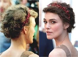 Frisuren Selber Machen Haarband by Haarband Frisur Kurze Haare Stile Und Frauen Frisuren Mode Bob
