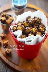 Roasting Chestnuts In Toaster Oven Oven Roasted Chestnut U2014 Yankitchen