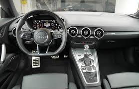 peugeot quartz interior 2016 audi tt interior review with virtual cockpit youtube