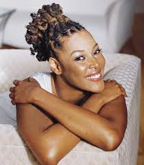natural locs hairstyles for black women black women with locs 33 valentine s day hairstyle ideas the