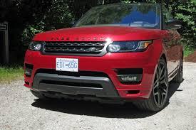 range rover sport 2017 test drive 2017 range rover sport autobiography