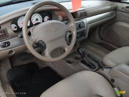 2003 Chrysler Sebring Interior Chrysler Sebring 2002 Interior Image 191