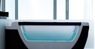 transparent bathtub freestanding bathtub with transparent design interior design ideas