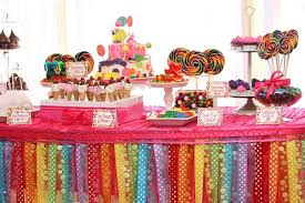 Candy Tables Ideas Candy Table Ideas Google Search Party Pinterest Candy