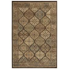 Area Rugs Shaw Shop Shaw Living 8 X 11 Multicolor Aragon Area Rug At Lowes