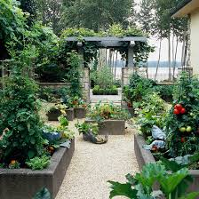 How To Build A Raised Flower Bed Garden Design