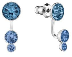 post type earrings what is the actual name for front back earrings quora