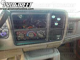 2003 chevrolet impala stereo wiring diagram the best wiring