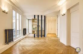cuisine appartement parisien idee deco chambre nature 9 r233novation appartement cuisine