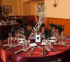 Halloween Wedding Table Centerpieces by 27 Best My Halloween Theme Wedding Images On Pinterest Halloween