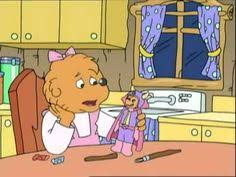 berenstain bears say and thank you episode when