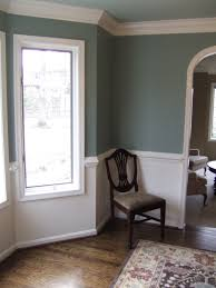 Paint Ideas For Dining Room With Chair Rail by I Really Like This Paint Color But It Might Be Too Dark For Most