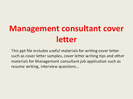 management consulting cover letter 28 images mckinsey cover