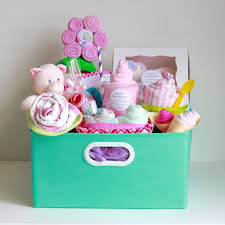 Baby Basket Gifts 82 Best Baby Images On Pinterest Gifts Baby Shower Gifts And