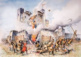 siege of the siege of rochester history today