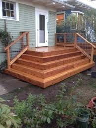 Front Steps Design Ideas Wood Outdoor Steps Improvements And Repairs Front Porch Steps